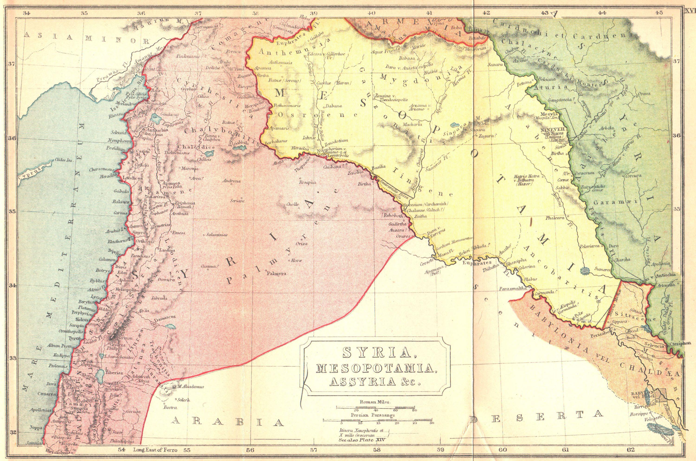 03 Syria, Mesopotamia, Assyria etc.
