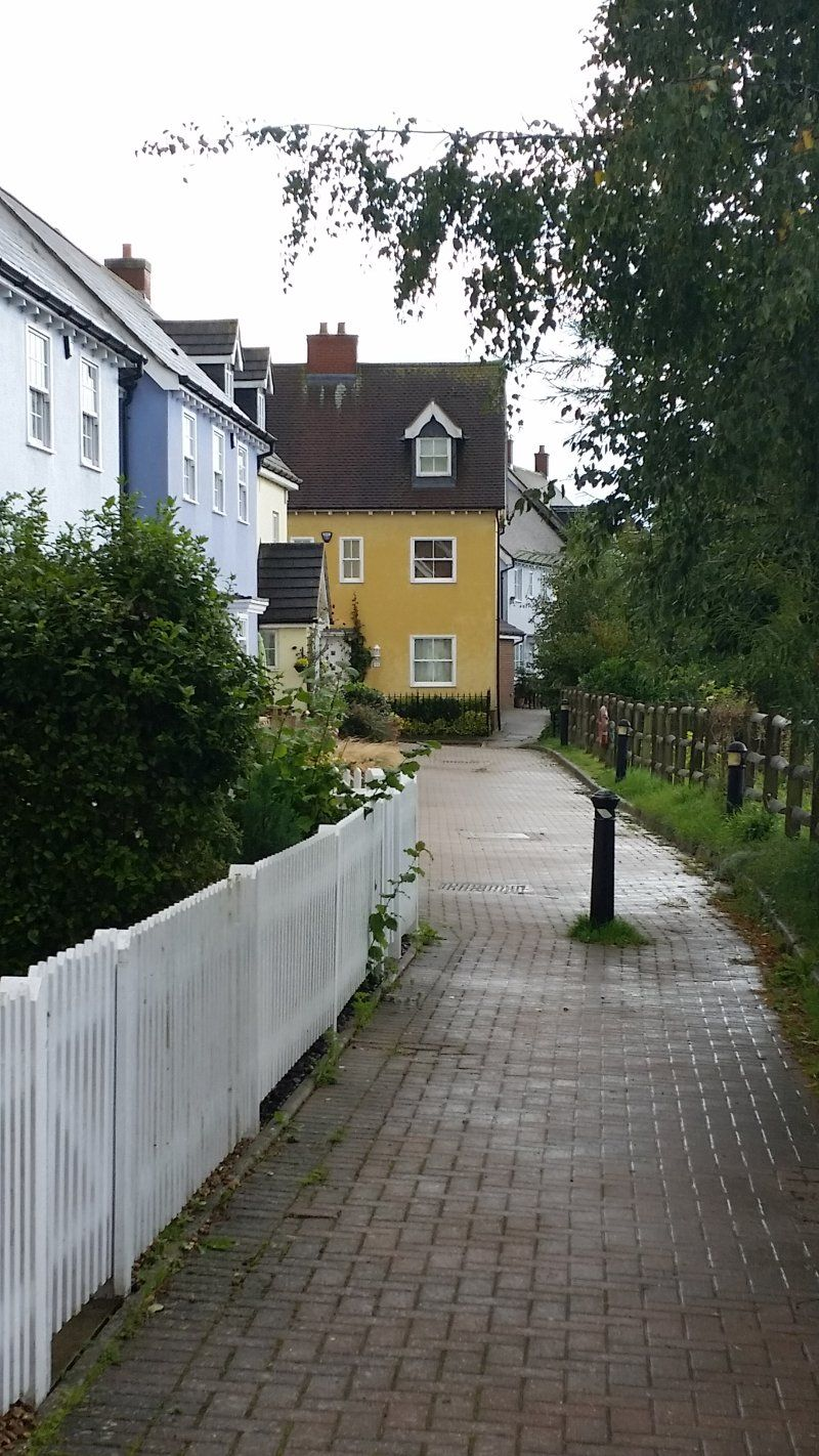 Spindrift Way, Wivenhoe