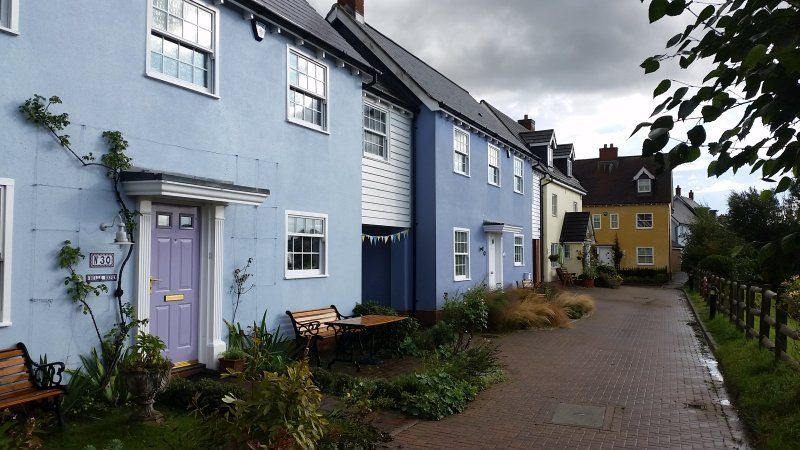 Houses, Wivenhoe