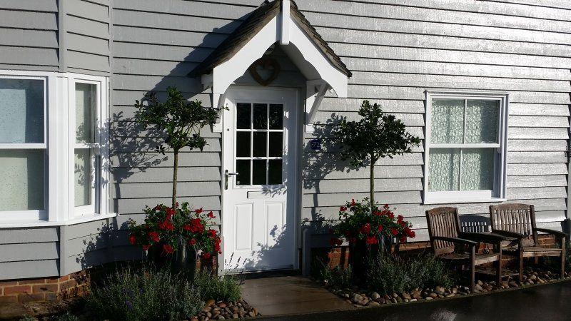 Housefront, Wivenhoe