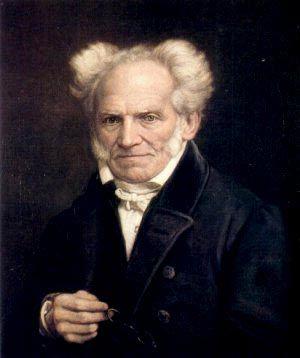 Schopenhauer in 1855